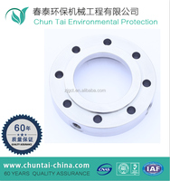 precision machining quality steel pipe ansi 125 flange dimensions