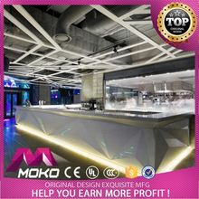 Superior Quality Competitive Price Original Design Office Front Counter Design