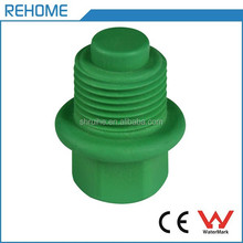 DIN 8077 PPR Pipe Fitting Screw End