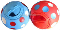 Wholesale Dog Food Snack Ball /Dog Ball Toy /Color Sorted