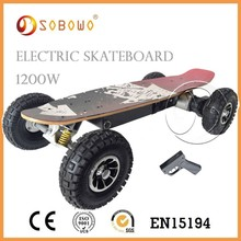 CE Approved new Wood deck electric skateboards