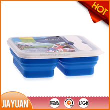 FDA approved non-stick silicone food containers