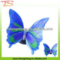 2013HOT LED fiber optic butterfly Christmas decoration