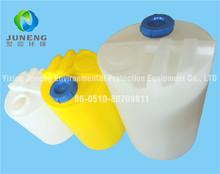 80L Plastic round barrel
