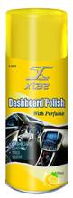 car dashboard polish spray, cockpit shine spray, car care products