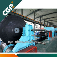heat resistant rubber belt