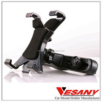 Vesany Supply Hands-Free Easy Carried Adjustable Back Seat Car Mount For Ipad Mini
