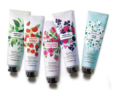 Flower fragrance hand and foot cream lotion