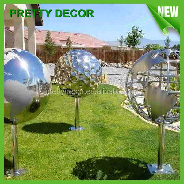 Hollow Globe Sphere Sculpture ...