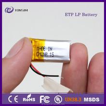 OEM 3.7v 20ah lipo battery for bluetooth pen