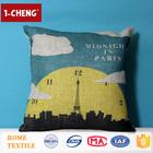 Venda quente tempo criativo Design personalizado travesseiros almofada padrão faísca assento de carro cobre com garantia de