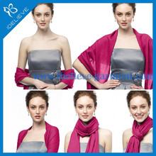Scarf manufacturer china cotton voile scarf shawl 100%polyester