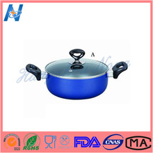 High quality new design stainless steel hot pot casserole