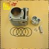 Modified motorcycle ceramic cylinder kit cylinder block MIO125 for YAMAMHA
