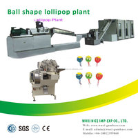 new style multifunctional lollipop making machine for widely used