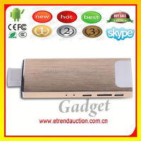 So hot in the market mini pc Sunvell V3 Android 4.2 Quad Core RK3188 Support external 3G USB dongle TV Dongle