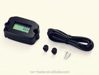 Inductive Tachometer Hour Meter,bed edger,Motorcycle,water pumps,snowblowers,tiller, any gasoline 1/2/4 stroke