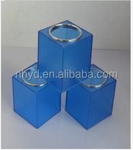 plastic pen cup/case