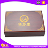 factory outlets wooden package box with competitive cost