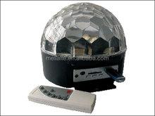 Disco lights price mp3 led magic ball light