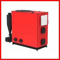automatic coal fired boiler with fire tube for home