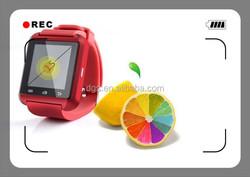 bluetooth LED watch pedometer Bracelet wristband watch Intelligent calorie fitness smart bluetooth watch