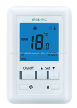 Sistema AC312 HVAC digital Termostato programable