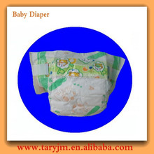 Best selling dry surface sleepy and play baby diapers/nappies factory