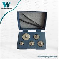 5g-50g weight set calibration weight