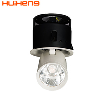 china supplier Cree 30Watt 40W COB Led philips shopping clothes reccessed track spot lamp