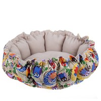 Hot Sales Pet Dog Beds Fashion Pets House Cartoon Cats House Tente Pour Chien Puppy Bed For Pet Bed