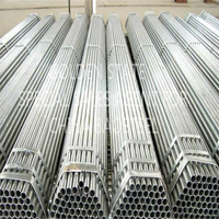 Mechanical Expander carbon cement lined steel welded pipe standard length