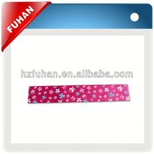 double face ribbon double satin