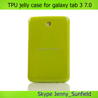 Tablet case cover ultra thin tpu back cover for samsung galaxy tab 3 7.0 ,for samsung galaxy tab 3 7.0 back cover