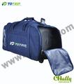 o esporte material nylon duffel saco