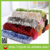 100% polyester microfiber factory price car carpet in roll