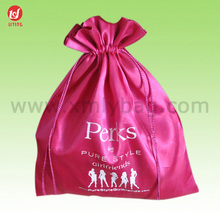 Promotional Gift Satin Bags For Jewelry,Candy Bag Christmas