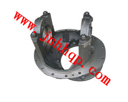 heavy duty truck SINOTRUCK HOWO auto spare parts houseing of rear axle driver 199012320098