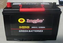 Car Maintenance Free battery 12v80AH