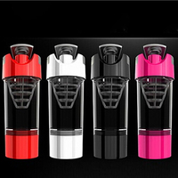 Bpa Free Tritan Plastic Sports Drink Water Bottle Joyshaker,Custom Cups Of Plastic for Sport and GYM, School Water Bottle