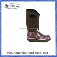 Women Winter Boots In 2014,Brand Name Winter Boots,Ladies Sex Rubber Rain Boots