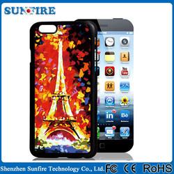 Wholesale popular 3d mobile phone cover, 3d flash case for iphone 5 case, 3d flip effect phone case for iphone 5s case