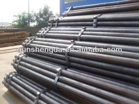 alibaba steel supplier of pipe tube roller for mining machine conveyor system/carbon steel pipe standard length