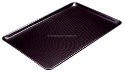 "4"" Non-stick Hamburger Bun Pan-12 (Flat type),cake mold, baking tray"