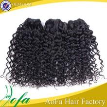Charming Virgin No chemical Steam Process Remy Brazilian Micro Braid Hair Extensions
