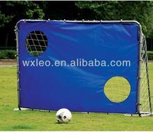 portable mini football aluminium soccer goal