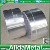 Adhesive Aluminum Foil Insulation Sealing Tape for hvac system and air ventilation systems