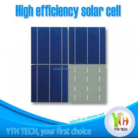 2015 6x6 inch above 4w best polycrystalline solar cell price for solar panel/solar cell for charger