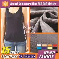 High quality fashion hemp organic fabric wholesale designer clothing for kids
