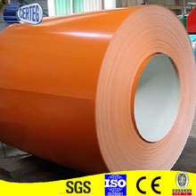 Prime quality PPGI e coil color coated steel coil made in China